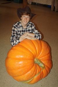 Fall Faire Pumpkin